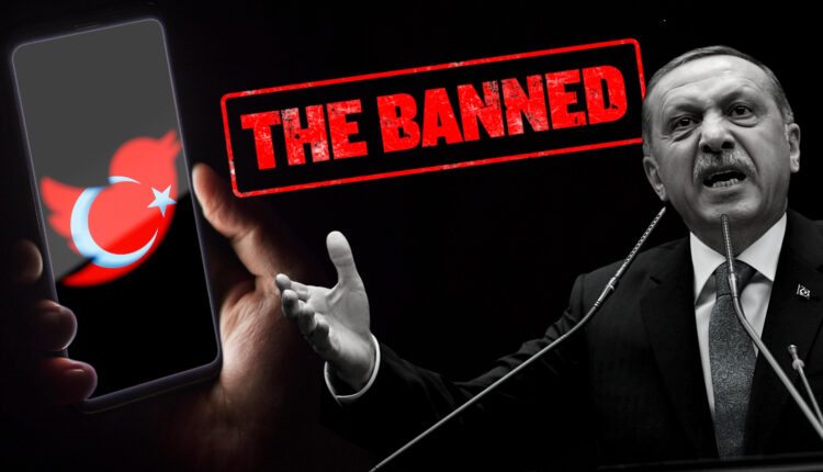 Recep Tayyip Erdogan's Party (AKP) Approves Social Media Censorship Law! Thus, Turkey Becomes World's Non-Free Country!